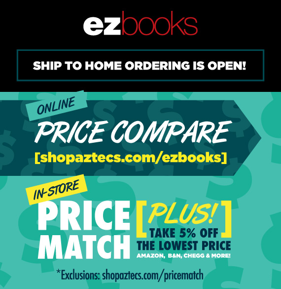 EZ Books ship to home ordering is open!
