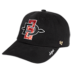 Women's SD Spear Sparkle Cap-Black
