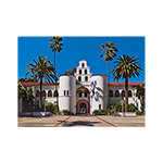Hepner Hall Postcard