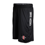 Under Armour SDSU Aztecs SD Spear Short-Black