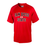Under Armour Youth San Diego State Tee