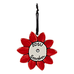SDSU Grandma Flower Ornament