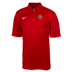 Nike Dri-fit Polo-Red