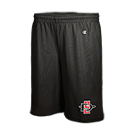 SD Spear Mesh Short-Black