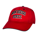 Women's San Diego State Cap-Red