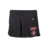 Women's SD Spear Mesh Shorts-Black