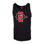SD Spear Classic Tank-Black