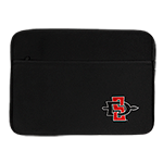 SD Spear Laptop Sleeve-Black