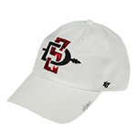 Women's SD Spear Sparkle Cap-White