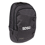 Ogio SDSU Button Backpack-Black