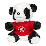 SD Spear Plush Panda