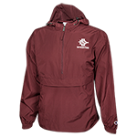 SD Spear Water Resistant Jacket-Maroon
