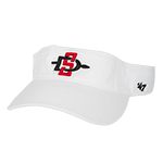 SD Spear Visor-White