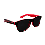 SD Spear Sunglasses- Red & Black