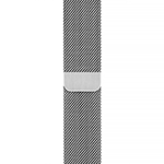 Apple Watch 38mm Silver Milanese Loop