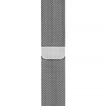 Apple Watch 42mm Silver Milanese Loop