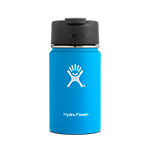 Hydro Flask 12 oz Wide Mouth Flip Lid-Blue