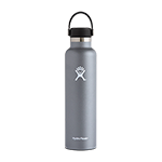 Hydro Flask 24 oz Standard Mouth Bottle-Graphite
