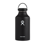 Hydro Flask 64 oz Wide Mouth Bottle-Black