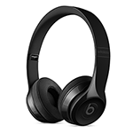 Beats Solo3 Wireless Headphones-Gloss Black