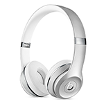 Beats Solo3 Wireless Headphones-Silver