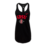 d7abdb29af8f1 Women s Nike SD Spear Gym Tank-Black