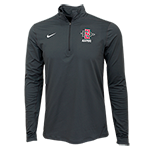 Nike 1/4 Zip SD Spear Alumni Sweatshirt-Charcoal