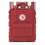 98328bdf6 Fjallraven Kanken Backpack-Deep Red