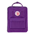 Fjallraven Kanken Backpack-Purple