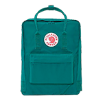 Fjallraven Kanken Backpack-Ocean Green