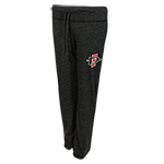 Women's SD Spear Triblend Pant-Charcoal