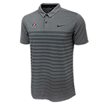 Nike SD Spear Striped Polo-Charcoal