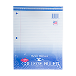 College Ruled Paper Refillers