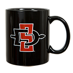 SD Spear Dorchester Mug-Black