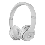 Beats Solo3 Wireless Headphones- Matte Silver