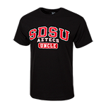 SDSU Aztecs Uncle Tee-Black