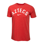 Nike Aztecs Tee-Red