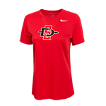 Women's Nike SD Spear Tee-Red