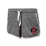 Women's SD Spear Shorts-Gray