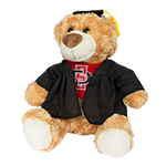 SD Spear Graduation Bear