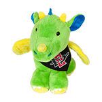 SD Spear Plush Dragon-Green
