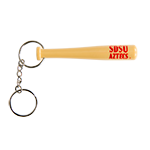 SDSU Baseball Bat Bottle Opener Keytag