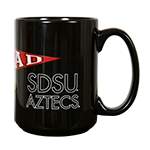 SD Spear Dad Mug-Black