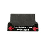 San Diego State University Business Card Holder-Black