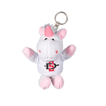 SD Spear Plush Unicorn Keytag
