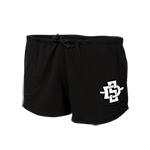 Women's SD Spear Sugar Shorts-Black