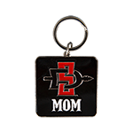 SD Spear Mom Keytag