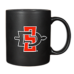 SD Spear Mug-Black