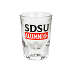 SDSU Alumni Shot Glass
