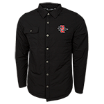 Under Armour SD Spear Puffer Jacket-Black